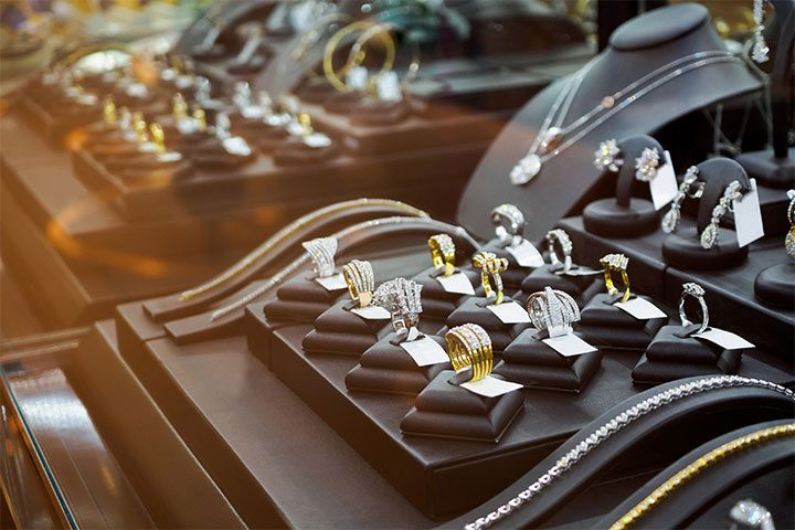 arredo gioielleria
