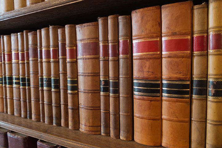 conservare libri antichi